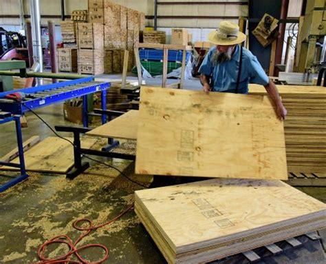 plywood plyform  osb troymill wood products