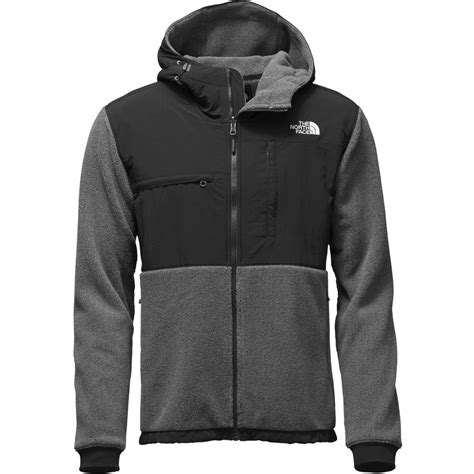 north face denali  hooded fleece jacket mens backcountrycom
