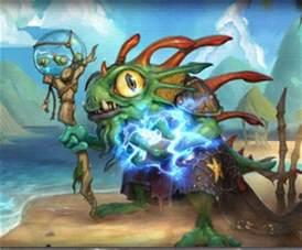 murloc shaman 80 win rate hearthstone decks