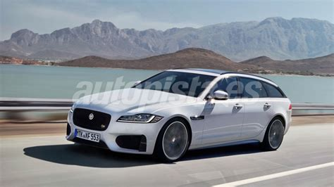 Jaguar Station Wagons by Jaguar Will Bring Back Station Wagons With The Xf