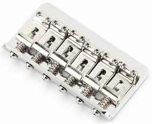 Fender Vintage Hardtail Strat  Tele Guitar Bridge