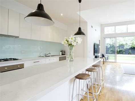 Quartz Countertops That Look Like White Marble   Let's Remodel