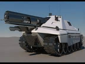 Future Military Weapons