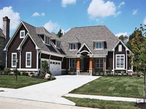 Brick House Trim, White Brick And Stone Exterior Homes