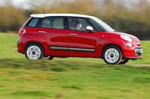 Fiat 500l Lounge : fiat 500l 1 6 multijet 105hp lounge first drive review review autocar ~ Medecine-chirurgie-esthetiques.com Avis de Voitures