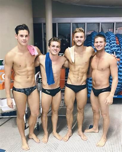 Team Faminoff Aidan Speedo Speedos Swimming Wet