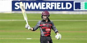 Trego ton helps Somerset overcome Kent
