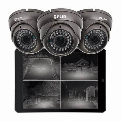 Vision Night Security Camera Cameras Surveillance Infrared