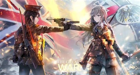 battlefield anime  wallpaper engine  wallpaper