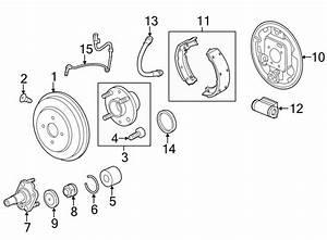 Chevrolet Spark Cap  Rear Wheel Bearing Dust  Cap  Rr Whl Brg Lub