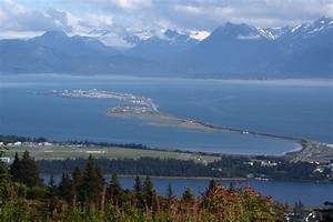 Erosion At The End Of The Homer Spit Is Speeding Up