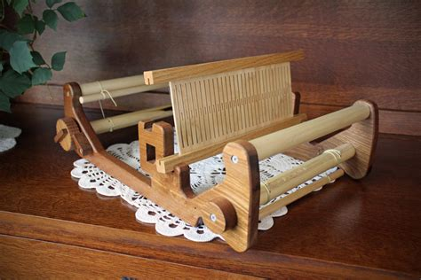 diy rigid heddle loom stand diy campbellandkellarteam