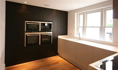 Kitchen Floor Units by Nick Hudson Furniture Contemporary Kitchens