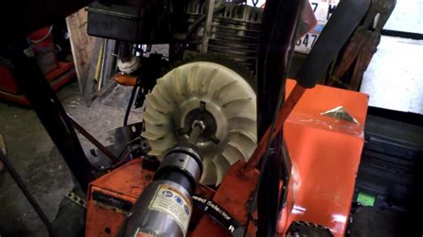 tecumseh points  condenser  hp replace youtube