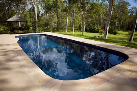 family swimming pool atlantis by narellan pools