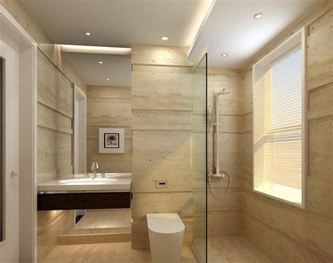 Moderne Badezimmer Mit Trennwand by Bad Mit Trennwand Wohn Design