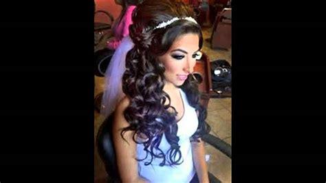african american wedding hairstyles  long hair image