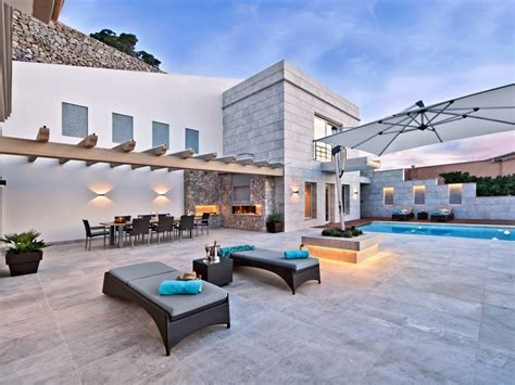 beautiful villa with views of port d andratx