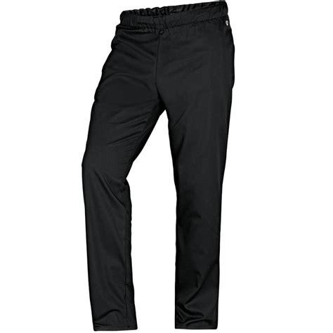 pantalon de cuisine noir pantalon de cuisine noir confortable de chez quot bp quot