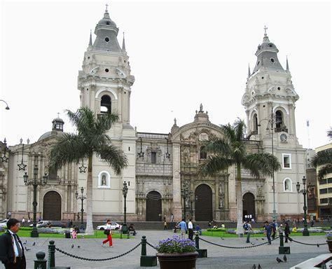 catedral de lima la enciclopedia libre