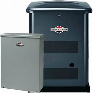 Briggs  U0026 Stratton 40531 12kw Standby Generator