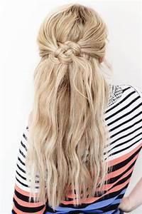 Coiffure Mariage Invitée : coiffure cheveux mi long invitee mariage coupes de ~ Melissatoandfro.com Idées de Décoration