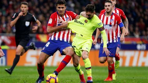 Atlético Madrid vs. Barcelona: alineaciones y todos los ...