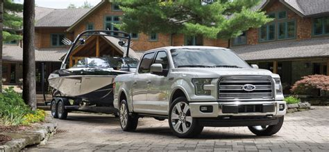luxury ford trucks 2016 ford f 150 limited luxury pickup towing capacity