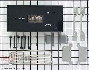 Range  Stove  Oven Mechanical Clock And Timer