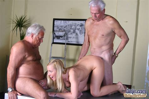 Old Man Young Girl Mandy Works In The Por Xxx Dessert