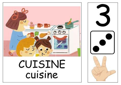 jeux cuisin les affichettes pour les coins et ateliers outils pour l