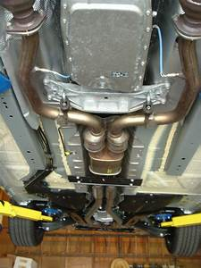 Stock Exhaust System - New Caprice