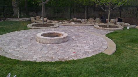 Circular Brick Patio Patterns » Design And Ideas