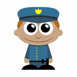 Policeman Icon | People Iconset | Martin Berube