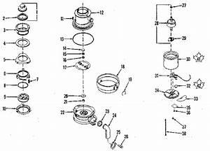 Kenmore 175665301 Garbage Disposal Parts