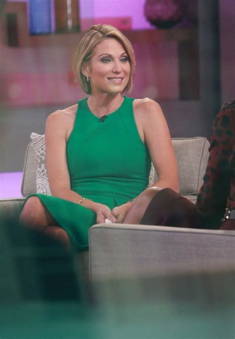 amy robach   celebrities visit good morning