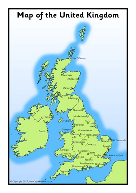 maps   uk  british isles