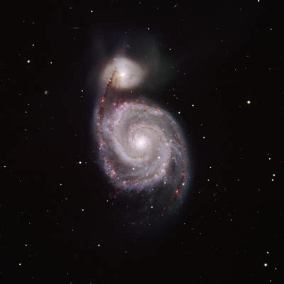 national optical astronomy observatory m51