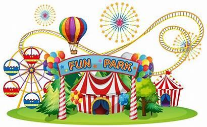 Fair Fun Circus Vector Clip Illustration Clipart