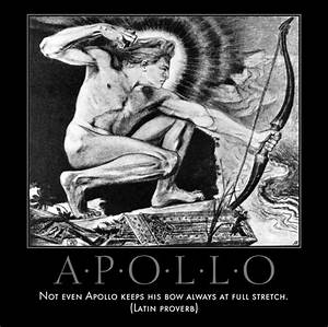 Apollo's Bow Symbol - Pics about space
