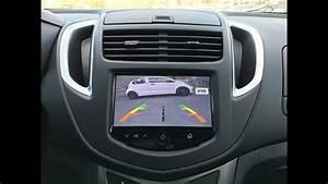 Instalacion De Camara Reversa Para Chevrolet Trax Ltz A U00f1os