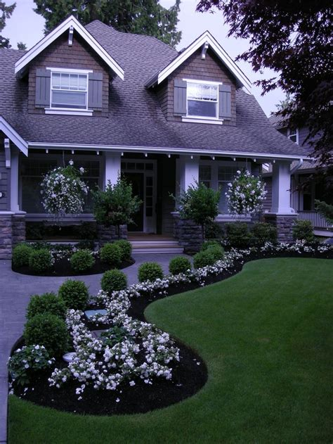 Front Yard Landscaping Makeover Near White Rock, Bc
