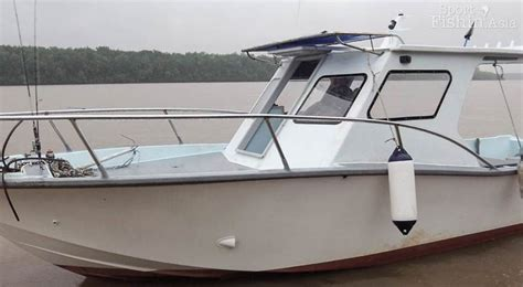 Sport Fishing Boats For Sale Malaysia by Rompin Charter Boat