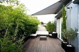 Sichtschutzpflanzen Für Terrasse : nach feierabend entspannen die optimale beschattung einer terrasse ~ Indierocktalk.com Haus und Dekorationen
