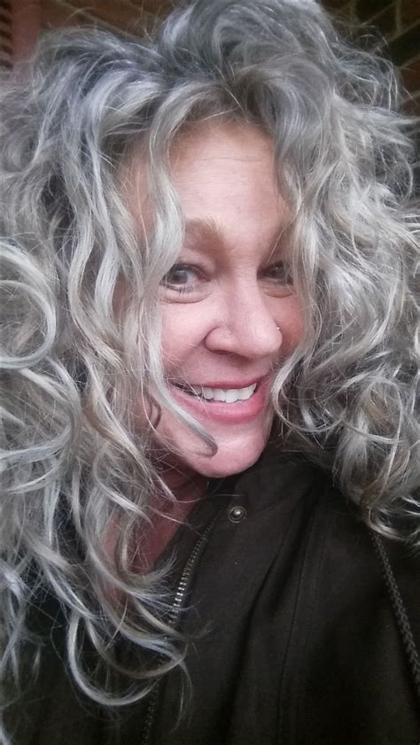 Hairstyles For Wavy Grey Hair Fade Haircut