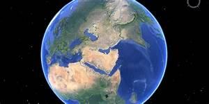 Path Diagram Google Earth