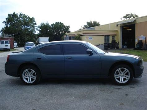 Sell used 2006 DODGE CHARGER 96K MILES V6 2.7 BAD MOTOR