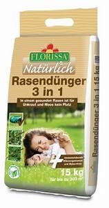 Engrais Gazon Naturel : engrais organique pour gazon 3in1 florissa naturel 15 kg ~ Premium-room.com Idées de Décoration