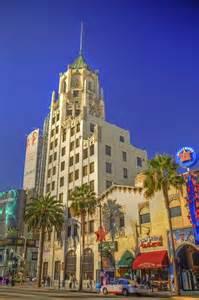 Hollywood Boulevard Los Angeles CA
