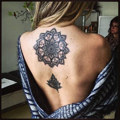 bedeutung tattoos das spirituelle mandala 34 ideen mit magischer
